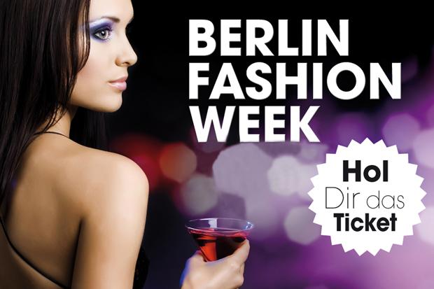 Fashion Week Gewinnspiel